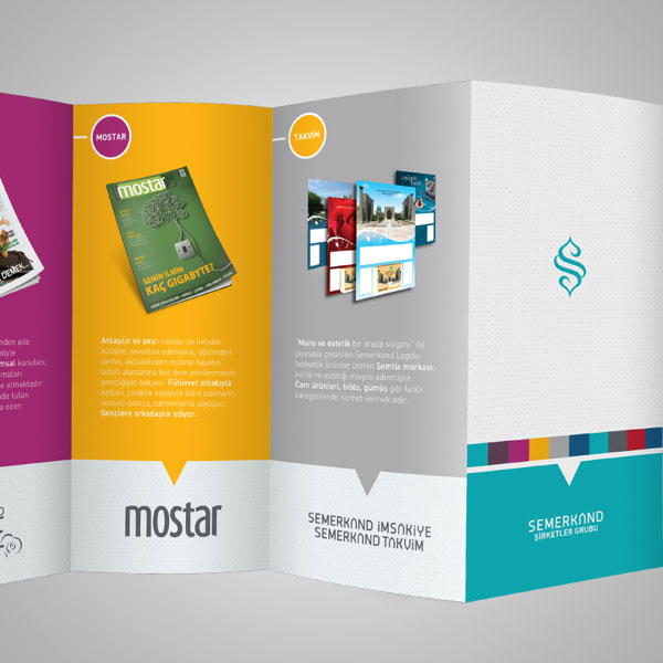 Brochure Design And Printing Abudhabi Printing Press Dubai