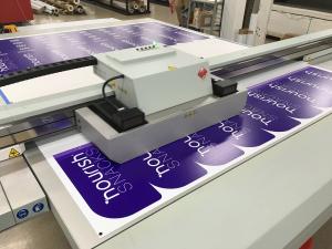 flat bed UV printing