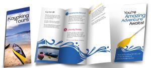 tri fold brochure printing in dubai UAE